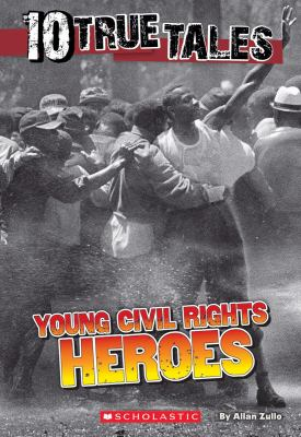 Cover image for Young civil rights heroes