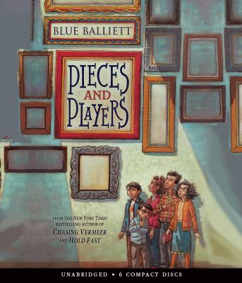 Cover image for Pieces and Players