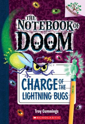 Cover image for Charge of the lightning bugs