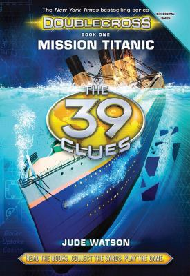 Cover image for Mission Titanic