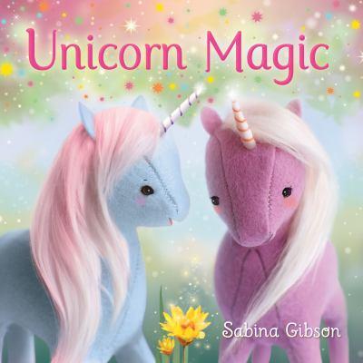Cover image for Unicorn magic