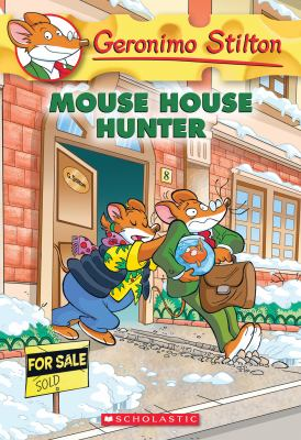 Cover image for Mouse house hunter