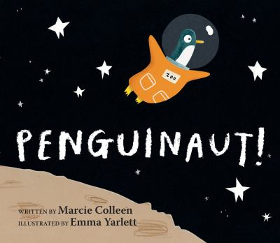 Cover image for Penguinaut!