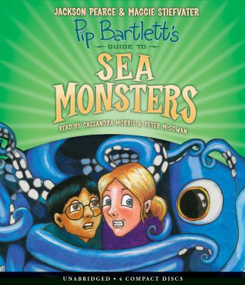 Cover image for Pip Bartlett's guide to sea monsters