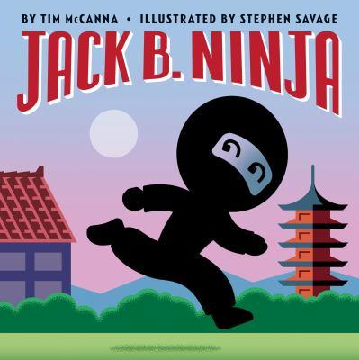 Cover image for Jack B. Ninja