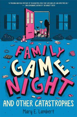 Cover image for Family game night and other catastrophes