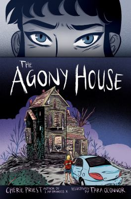 Cover image for The agony house