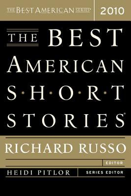Cover image for The best American short stories 2010 : selected from U.S. and Canadian magazines
