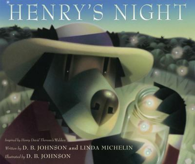 Cover image for Henry's night