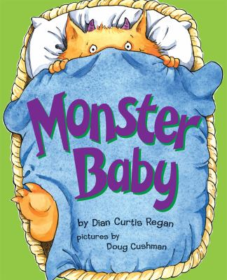 Cover image for Monster baby