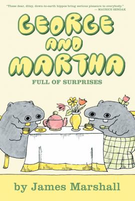 Cover image for George and Martha, full of surprises