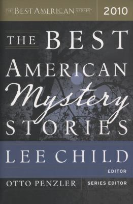Cover image for The best American mystery stories 2010