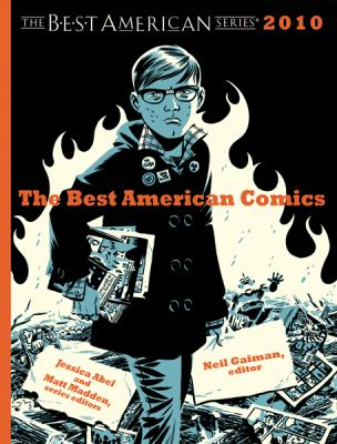 Cover image for The best American comics 2010