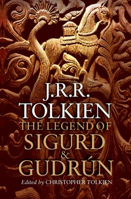 Cover image for The legend of Sigurd and Gudrún