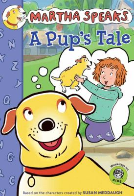 Cover image for A pup's tale
