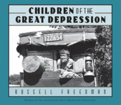 Cover image for Children of the Great Depression
