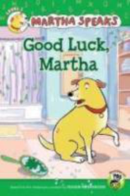 Cover image for Good Luck, Martha!