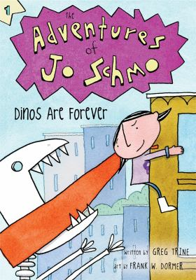 Cover image for Dinos are forever