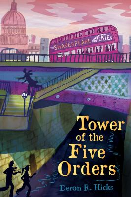 Cover image for Tower of the Five Orders