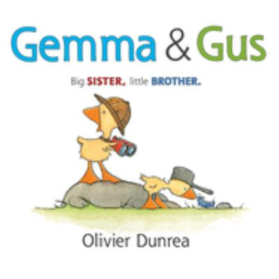 Cover image for Gemma & Gus