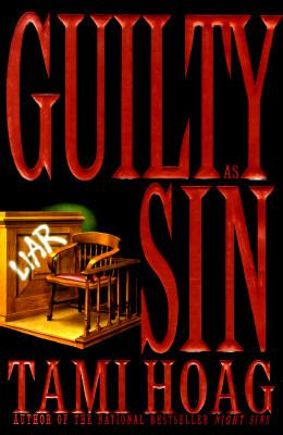 Cover image for Guilty as sin
