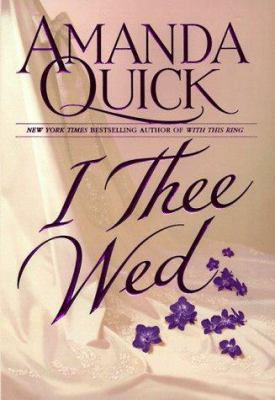 Cover image for I thee wed