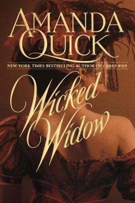 Cover image for Wicked widow