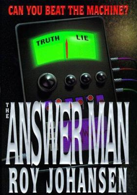 Cover image for The answer man