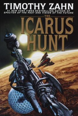 Cover image for The Icarus hunt