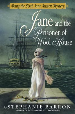 Cover image for Jane and the prisoner of Wool House