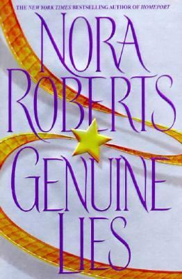 Cover image for Genuine lies