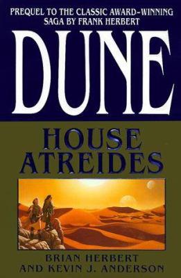 Cover image for Dune : House Atreides