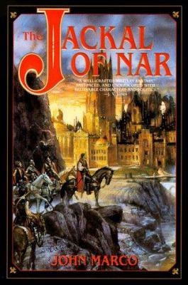 Cover image for The jackal of Nar