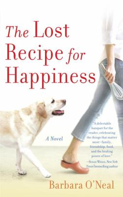 Cover image for The lost recipe for happiness