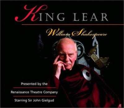 Cover image for King Lear