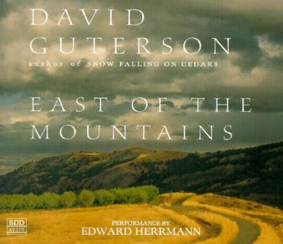 Cover image for East of the mountains