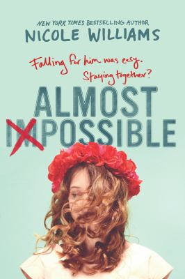 Cover image for Almost impossible