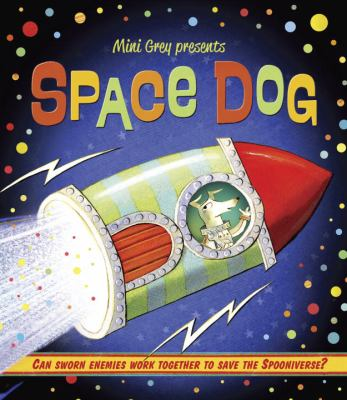 Cover image for Space Dog