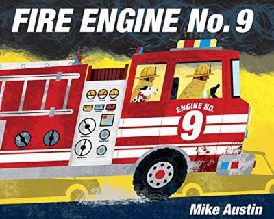 Cover image for Fire engine no. 9