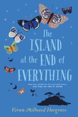 Cover image for The island at the end of everything