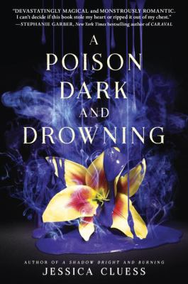 Cover image for A poison dark and drowning