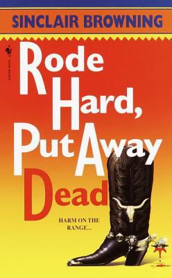 Cover image for Rode hard, put away dead