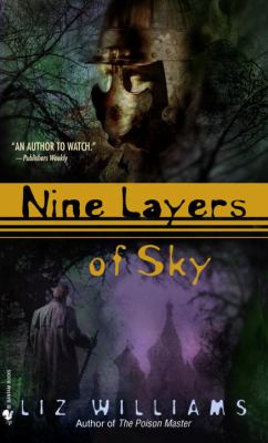 Cover image for Nine layers of sky