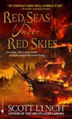 Cover image for Red seas under red skies
