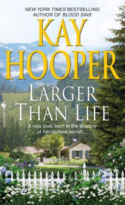 Cover image for Larger than life