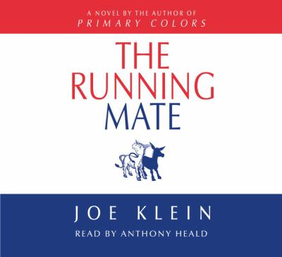 Cover image for The running mate