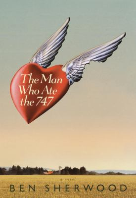 Cover image for The man who ate the 747