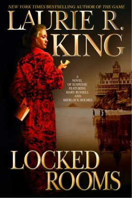 Cover image for Locked rooms : a Mary Russell novel
