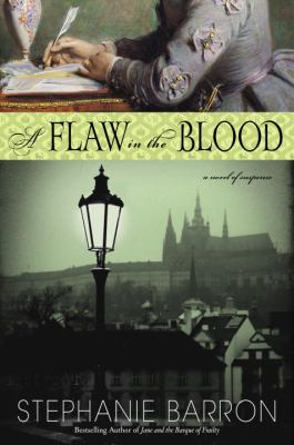 Cover image for A flaw in the blood