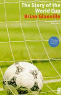 Cover image for The story of the world cup
